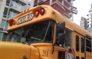 Murió hispano conductor tras brutal choque de bus escolar en Nueva York