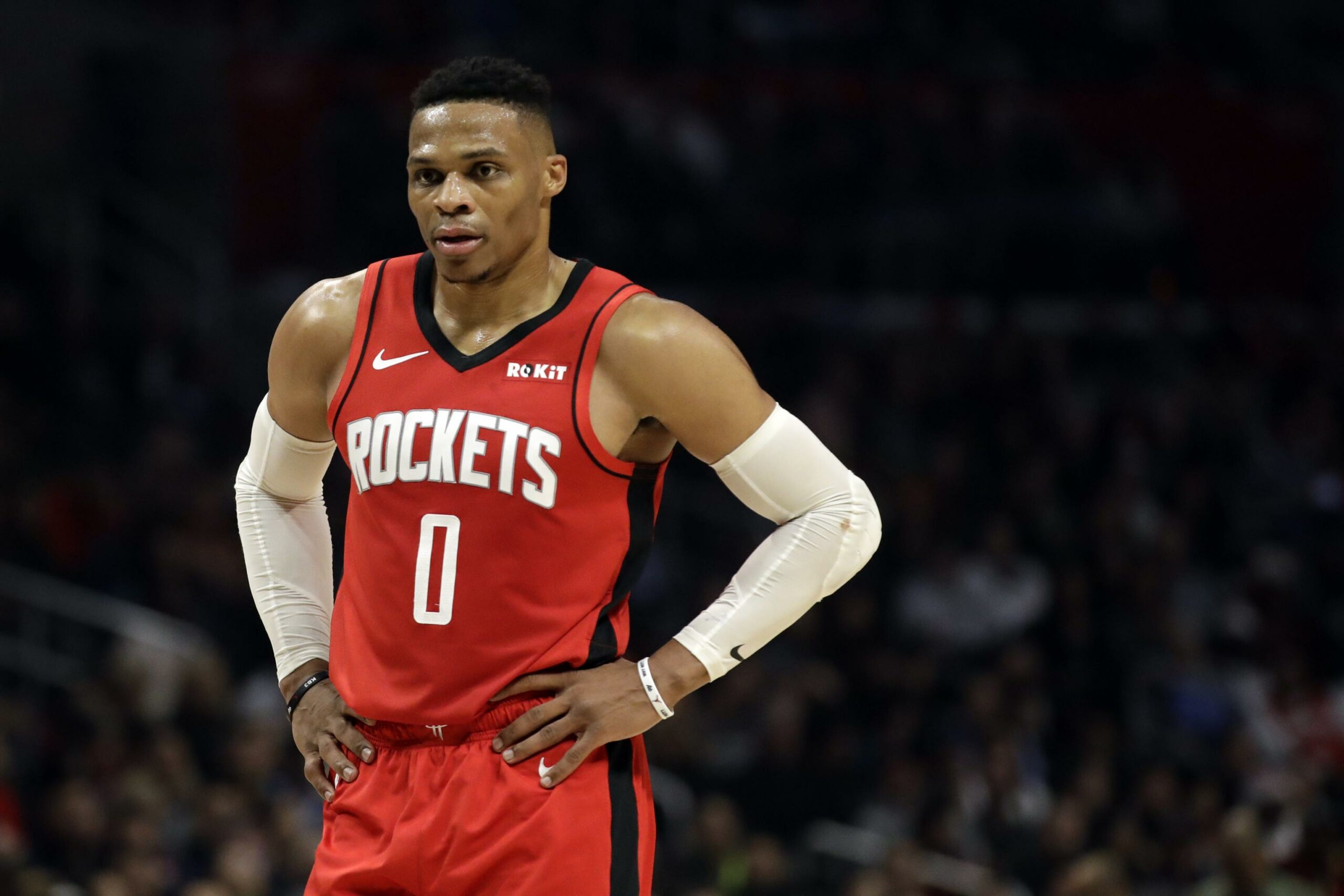 Rockets cambian a Russell Westbrook a Wizards por John Wall