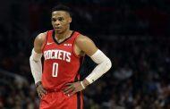 Rockets cambian a Russell Westbrook a Wizards por John Wall