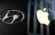 Apple y Hyundai firman acuerdo para producir autos eléctricos