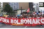 Movilizaciones en todo Brasil para exigir destitución de Bolsonaro