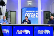 Presidente de Venezuela inaugura centro científico del ozono