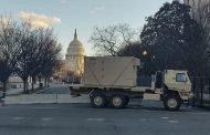 Washington DC a menos de 48 horas de la toma de posesión de Joe Biden