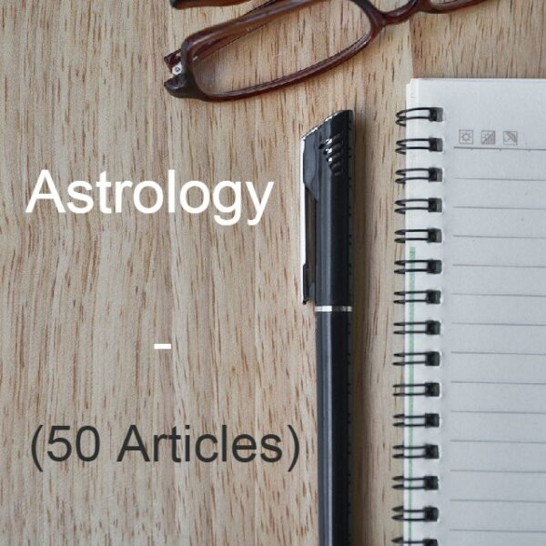 articles Astrology 50 Articles
