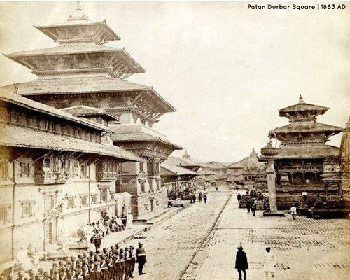 Eighteen Rare And Historic Photos Of Nepal - ListNepal