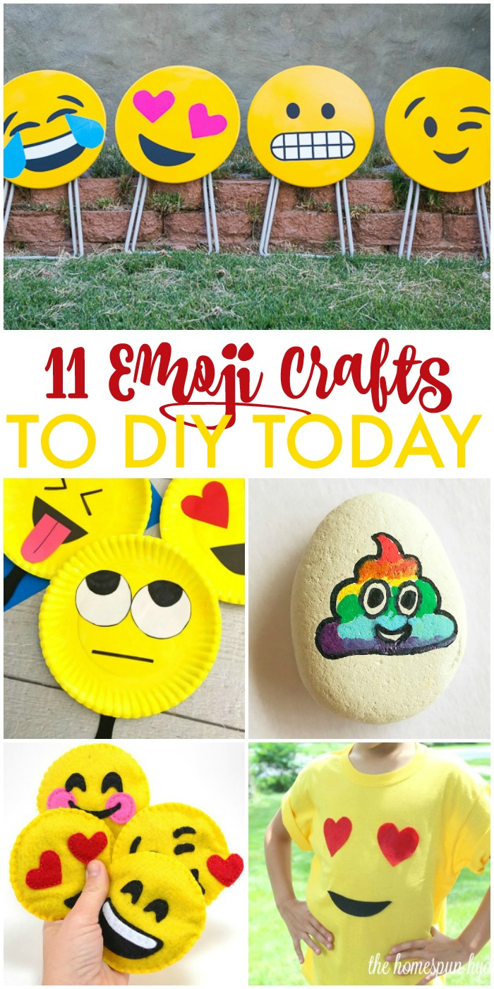 17/07/2018· perfect as a birthday party activity (older kids) or to keep kids busy on new year's eve! 11 Diy Emoji Crafts To Put A Smile On Your Face Today