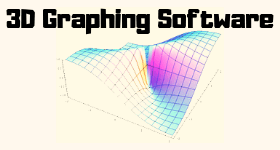 3D graphing software