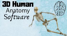 3D anatomy software