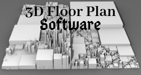 3d floor plan software