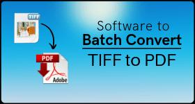 batch convert tiff to pdf