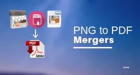 Merge PNG to PDF