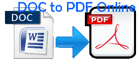 DOC to PDF Online