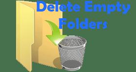 Delete Empty Folders