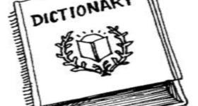 Dictionary Software