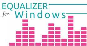 equalizer for windows