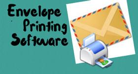 Envelope Printing Software