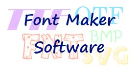 Font Maker Software