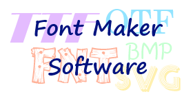 Font Maker Software