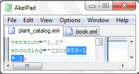 Free XML Editor - FeaturedImage