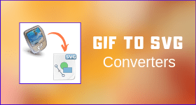 GIF to SVG converter