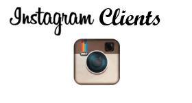 Instagram Clients