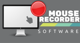 MOUSE RECORDER SOFTWARE