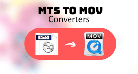 MTS to MOV converter