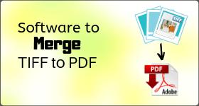 Merge TIFF to PDF