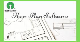 Open Source Floor Plan Software