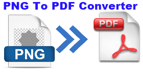 PNG To PDF Converter