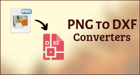 PNG to DXF Converter