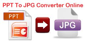 PPT To JPG Converter Online
