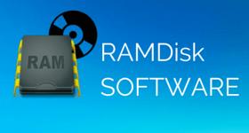 ramdisk software