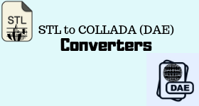 STL to DAE Converter
