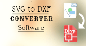 SVG to DXF converter