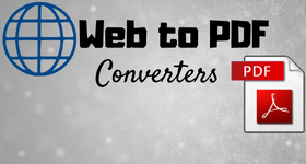 5 Best Free Webpage to PDF Converter Software For Windows