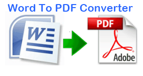 Word To PDF Converter Software