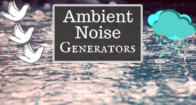 ambient noise generator
