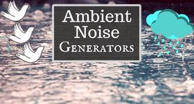ambient noise generator