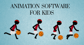 animation software for kids