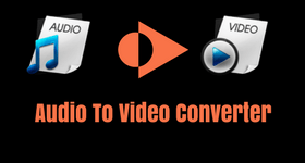 audio to video converter