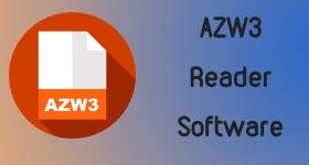 azw3 reader