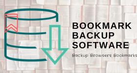 bookmark backup software