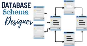 database schema designer