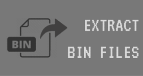 bin file opener