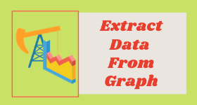 extract data from graph