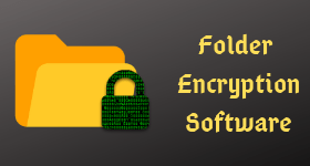 folder encryption software