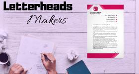 letterhead maker