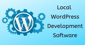 local wordpress development