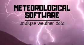 meteorological software